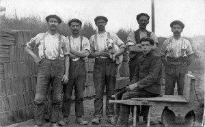 Barton Brick Yard History