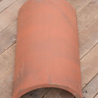 Weathered Half Round Ridge 18 inch
