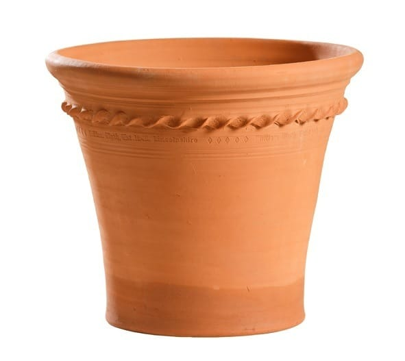 Pastry flowerpot