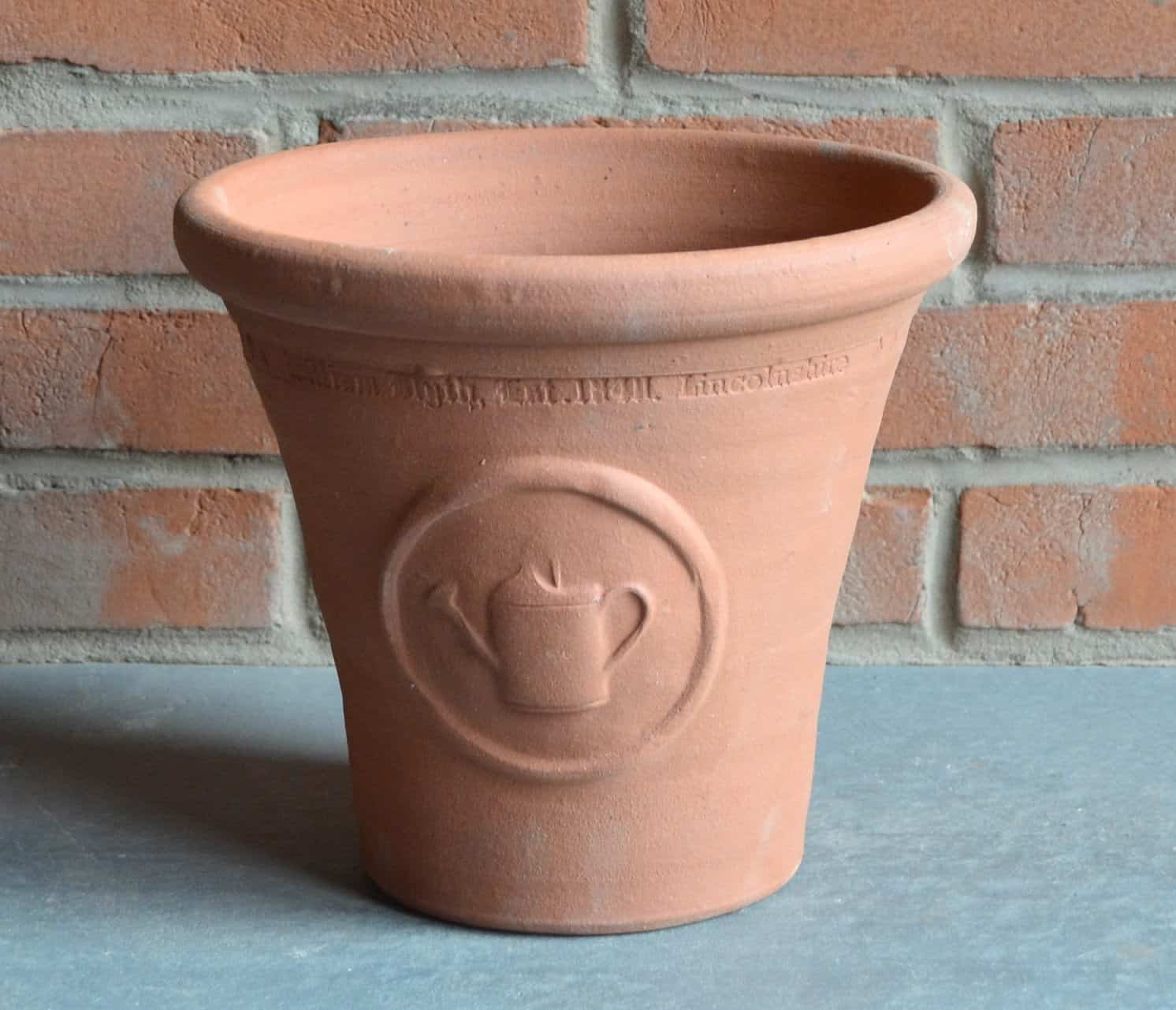 Small Flowerpot with Watering Can