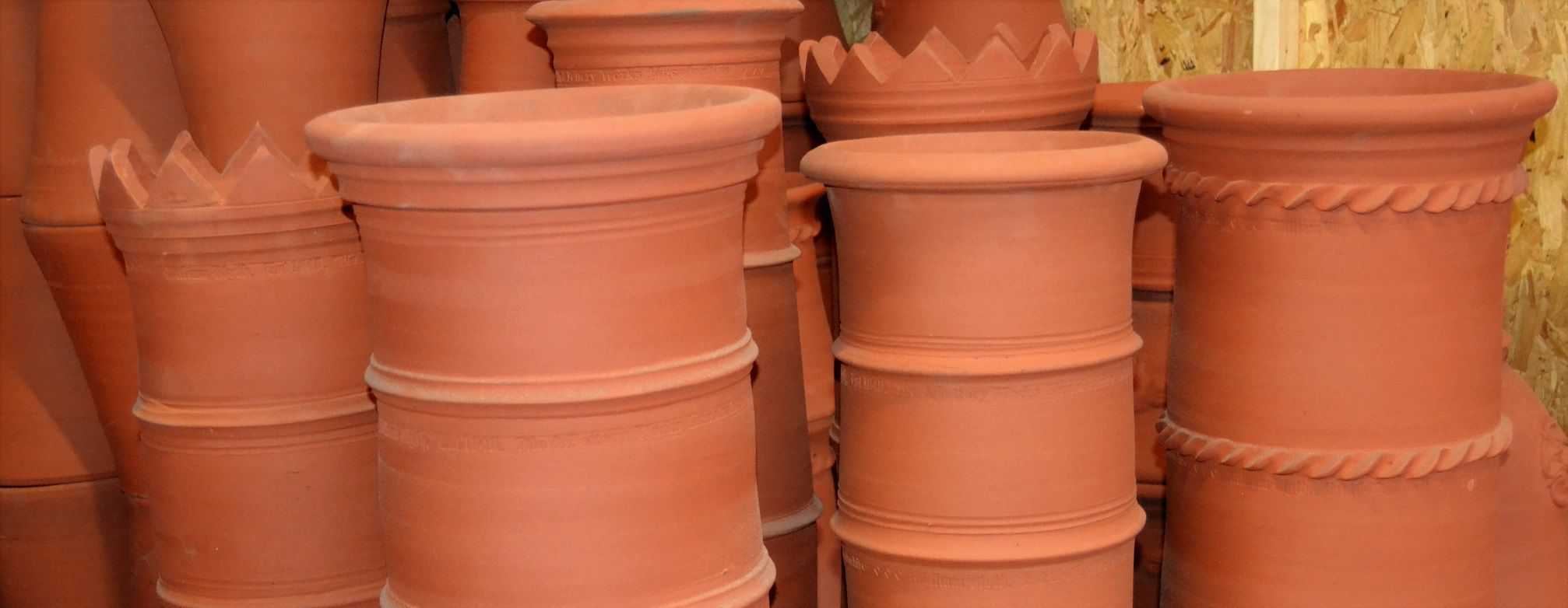 Chimney pots range