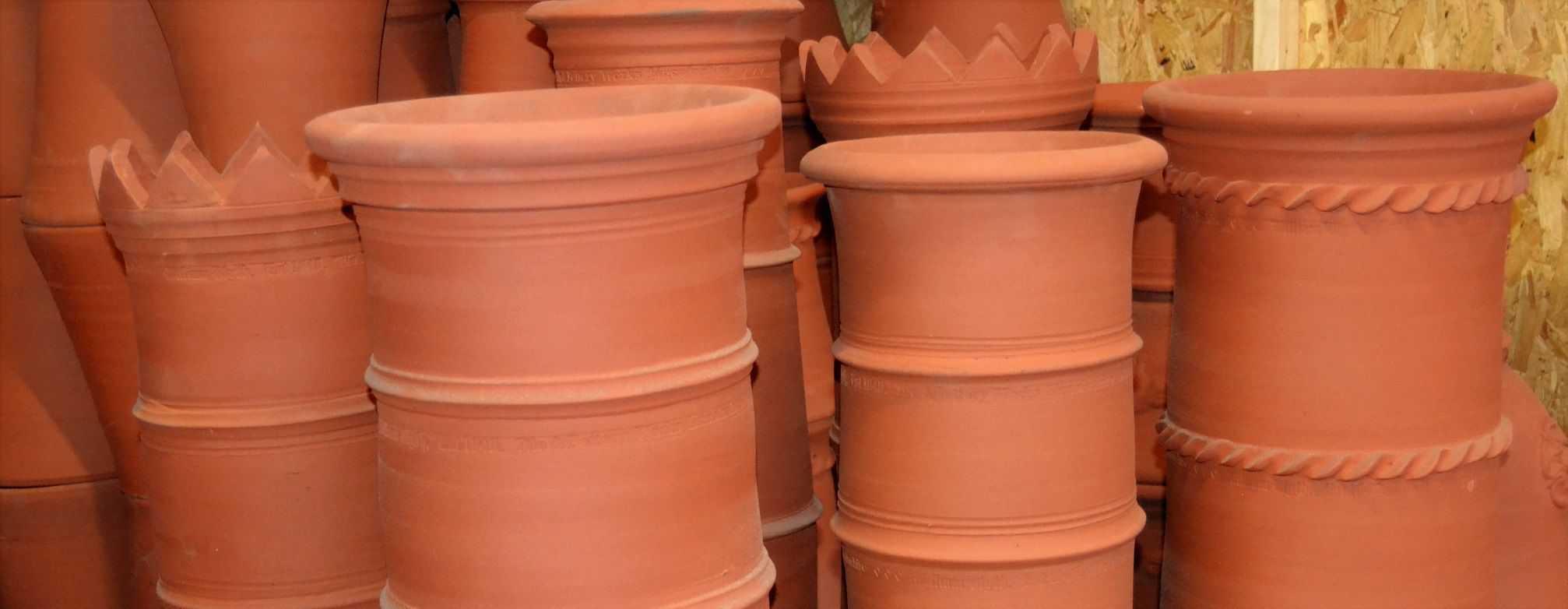 Chimney pots range