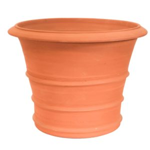 Banded Flowerpot