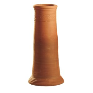 Plain chimney pot