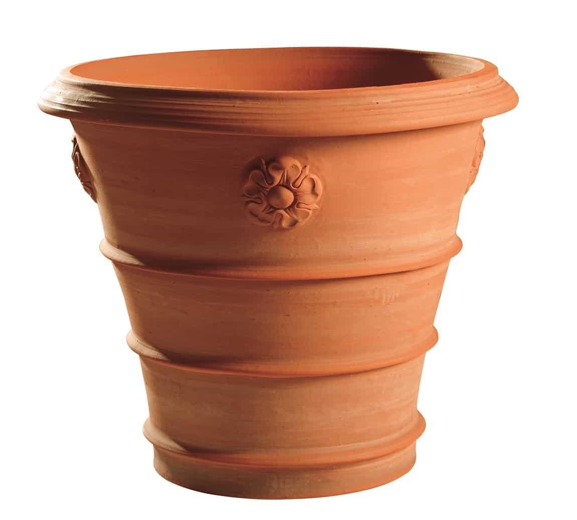 Triple Banded Flowerpot